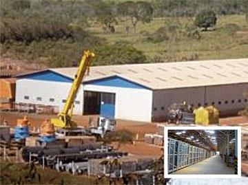 Sistema Minas/Rio - Anglo Ferrous Brasil + EBX - Minas Gerais
